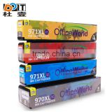 Ink Cartridges Wholesale For HP 970,Compatible Ink Cartridge For HP 970 8 years factory!