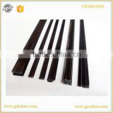 3k Twill Weave Carbon Fiber Tubes Rods Strips 1000mm Long, Plain Weave Carbon Fiber Tubes, high bars strips