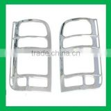toyota body part #000495 toyota hiace chrome Tail Light Cover tail lamp cover for hiace 2002