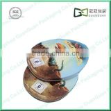 customized printed CD case/custom tin package