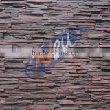 Wood fireproof faux stone wall panel, waterproof wall panel,Multi-layer rock panels,3d decoration panel