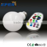 2015 New Design Led RGB Bulb Led Buscar Light RGB Led Controller Wifi H7 Color Change RGB Led Bulb