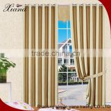 2016 new design 100% polyester jacquard blackout valance swag curtains