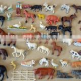 Vintage Farm Model Plastic Animals Toys/Make Your Own Plastic Animal Toys/Custom Plastic Toys Manufacturer