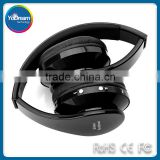 with 3.5mm connector and TF card Foldable head-mounted bluetooth headset Universal Bluetooth Headphones NX-8252
