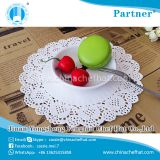 Perfect -designed white round paper doilies 2017 market price
