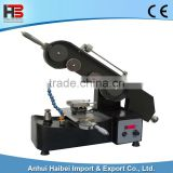 "HB-DWS-201 Precision Endless Wire Saw with 2"" Digital Micrometer and Two Angle Adjustable Sample Stage"