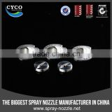 CYCO CCTC Series Disc Jet Nozzle, High Impact Washing Fan Nozzle, High Pressure Rotating Nozzles