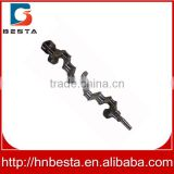 Crank Shaft For 1Y 2Y engine crankshaft for TOYOTA land cruise 13411-72010