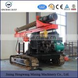 highway pile driving machine Highway Guardrail Hydraulic Pile Driver for Installing Steel Posts