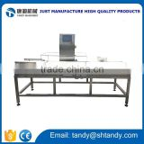High accuracy food bags check weighter / food package conveyor weight checker / online checkweigher