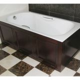 Freestanding cast iron bath MASSI