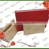 FSC Eco friendly top quality solid wood wooden business card holder,wooden card holder for sale