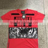GZY summer wholesale cheap price new model men's t-shirt
