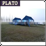 Blue 16m high peak star canopy tent with custom LOGO used for outdoor sport/event