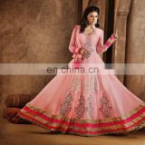 Designer Traditional Beautiful Party Wear Salwar Kameez Women's Party Long Anarkali Dress R1269
