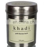 Khadi Natural Herbal Gold Thermo Herb