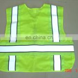 Security Guard reflective vest reflective safety fluorescence green Reflecting Vest
