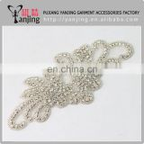 Professional Factory Wholesale Sequin applique,sew on glass beads rhinestone patch Quality Choice Inquiries