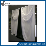 Mandap Wedding Backdrop Pipe Drape Design For Sale