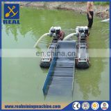 5 inch gold dredger with low price small dredger with high handling capacity