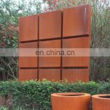 Cheapest Exterior Interior Decorative Corten Steel Wall Panels Paneling