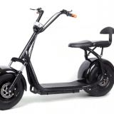 18 inch fat tire citycoco harley electric scooter two seats