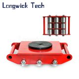 Go Straight Load Platform Moving Carrying Tank Transport Roller Trolley