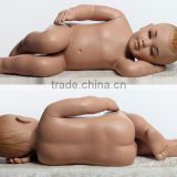Sleeping Baby mannequin Dummy Children Fiberglass Mannequin Cheap Model ANN5