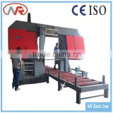 Steel Sheet Metal Cutting Bandsaw Sawmill Large Band Saw for Sale GZ42130