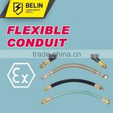 Explosion Proof Flexible Corrugated Electrical Conduit Pipes