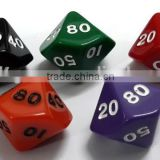 High quality Acrylic blank dice
