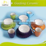 modern kitchen design chinese ceramic porcelain tableware wholesale japanese restaurant tableware