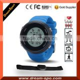 3D Pedometer Heart Rate Calorie Distance Watch Digital Led Fitness Women Men 30m Waterproof Sports Watch