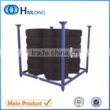 warehouse mobile tire rack wholesale
