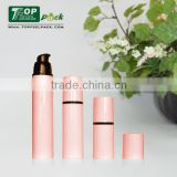 15ml/30ml/50ml PP Plastic Cosmetic Airless Bottle,Plastic Round Airless Bottle,Cosmetic Airless