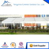 factory trade show tent with equipment rental