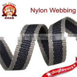 mixed color beads pattern jacquard polyester webbing