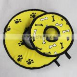 customized frisbee fabric frisbee puppy frisbee from ZYZPET