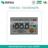 Medical equipment TN color lcd display panels for sale