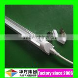 led fluorescent lights without ballast and starter 8 ft t8 led fluorescent tube replacement