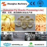 Crispy Chips Snacks Making Machine, Prawn Cracker Making Machine, Onion Ring Making Machine