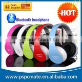 For iphone Samsung sports wireless bluetooth handfree stereo headset heaphone wholesaler