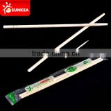 Custom printed paper pacakging bamboo chopsticks for Japan Market