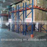 China Efficiency System Industrial UseHeavy weight Warehouse Rack Seletive Pallet Storage rack TUV and ISO Certification