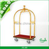 Hotel Baggage Trolley/Luggage Barrow/Luggage Trolley