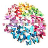 wholesale 3d butterfly wall sticker/custom label sticker/wall sticker                                                                                                         Supplier's Choice