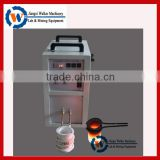 mini melting furnace,small portable melting furnace for gold/aluminium/copper/silver
