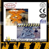 Small Manufacturer Made Long Life Scissor Hydraulic lifting table                                                                         Quality Choice