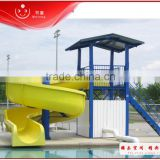 tube slide water slide fiberglass swimming pool slide                                                                         Quality Choice